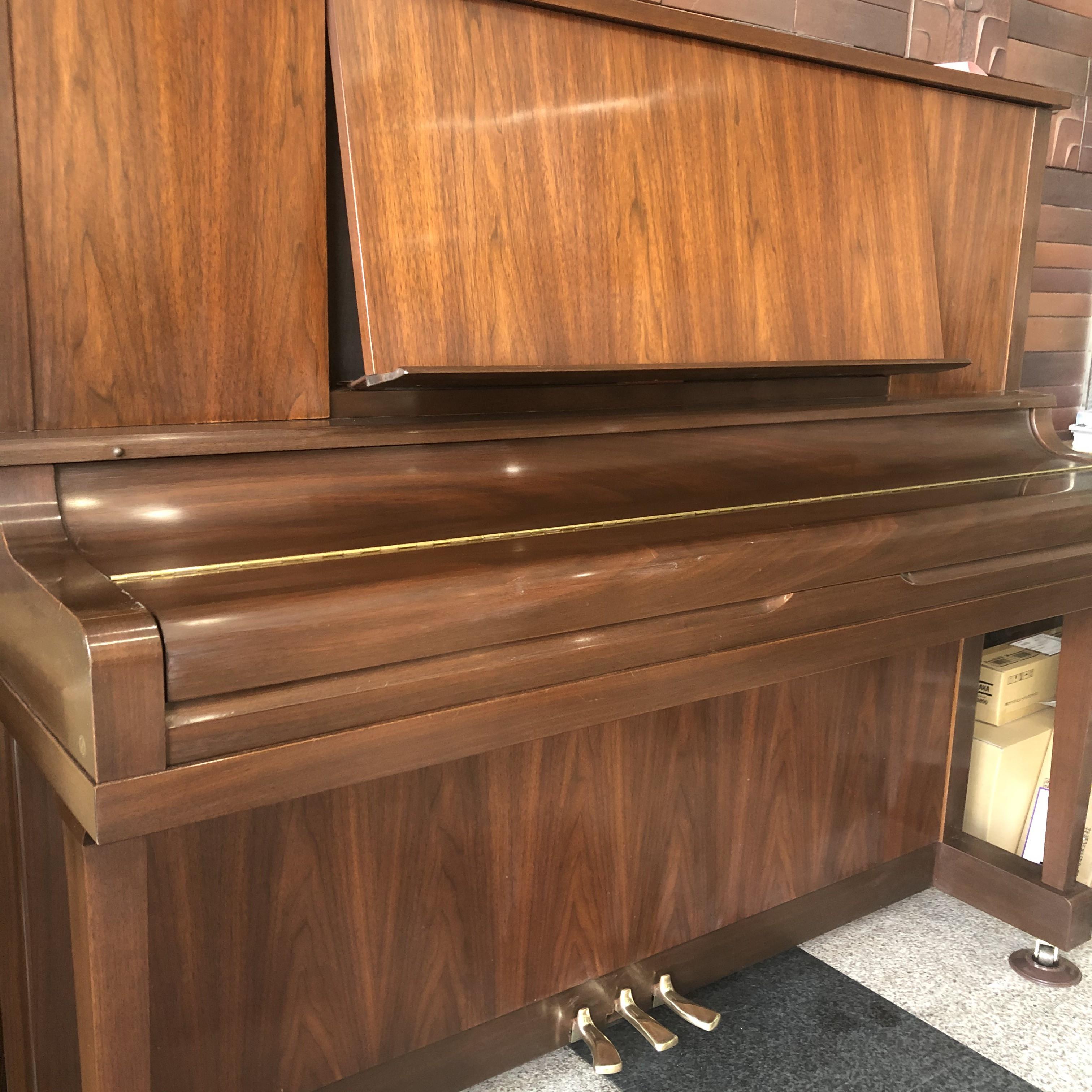 ヤマハ 木目中古ピアノ UX30-wn(YOUTUBE解説あり)