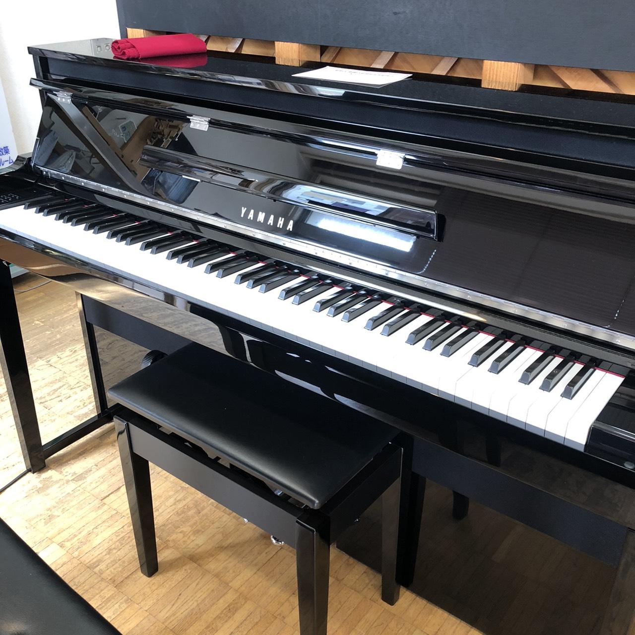 ヤマハ 中古ハイブリッドピアノ NU1